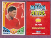 Spain Xabi Alonso Real Madrid 228